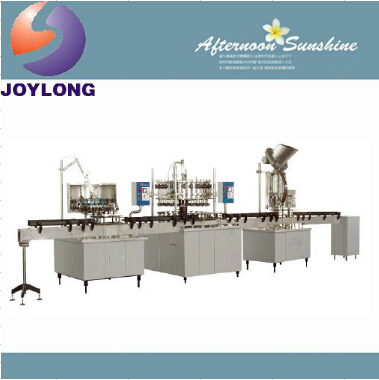 Gas Drink Packaging Production Line