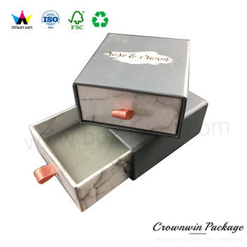 Hot Sale Cardboard Mini Drawer Jewelry Box Buy Mini Drawer Box