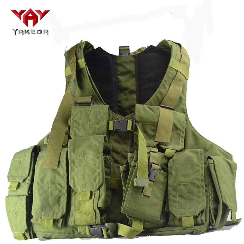 us army tactical vest,airsoft tactical vest , army green military vest with molle system