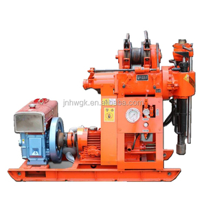 XY-1 Model Multi-Function Mini Core Water Well Drilling Rig For Africa Market