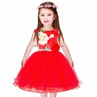 SD-1130G frock cutting photos children hide pants dress princess slim girls kids latest fashion dress designs