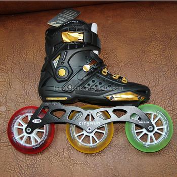 3 wheel skating shoes