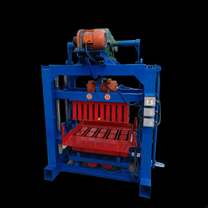 QTJ4-40 High efficiency cement block making machine make in china