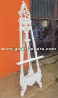Antique Easel Mahogany Furniture - Mahogany French Style - Furniture Indonesia