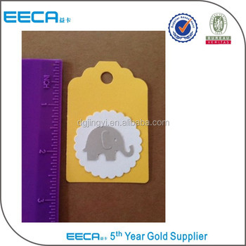 Fashion Apparel Hang Tags/custom Price Tags For Retail In China ...