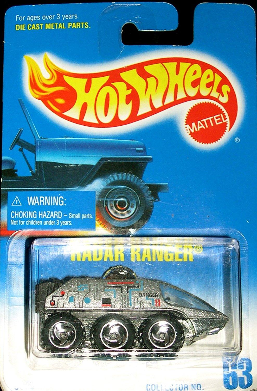 Porsche 911 (Red W/5 Spoke Wheels) Hot Wheels Collector #590 on Blue&white Card
