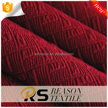 Competitive prime polyester knitted fabric jacquard elastic knitted fabric