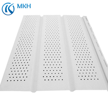 Factory Supply 8 Inch & 12 Inch PVC Siding Panel