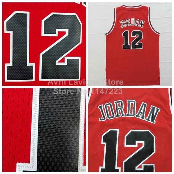 low priced 1b784 112b4 michael jordan jersey number 12 for sale
