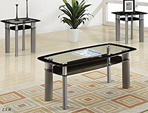 cheap black glass coffee table set find black glass coffee table