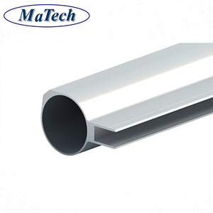 China Plant Custom Mass T Slot Extruded Aluminum Track Channel
