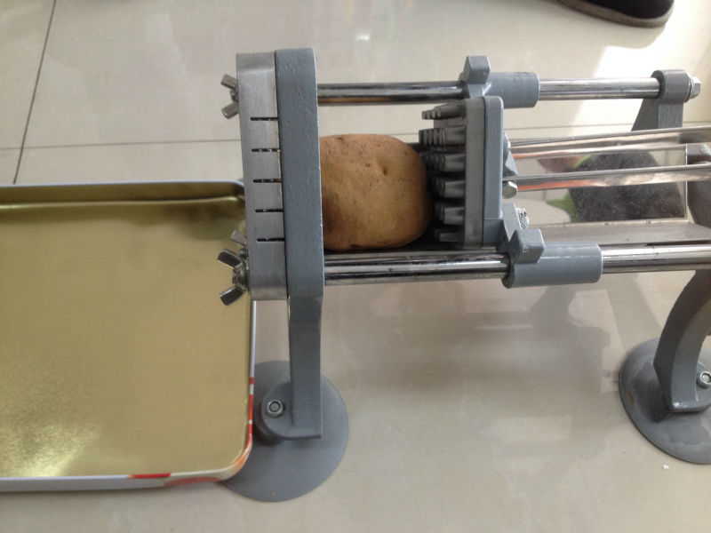 Great Commercial Cast Iron French Fry Cutter/potato Cutter/chips Cutter Awesome Ideas
