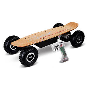 Customized Best Buy Electric Skateboard Battery Powered Skateboards Operated