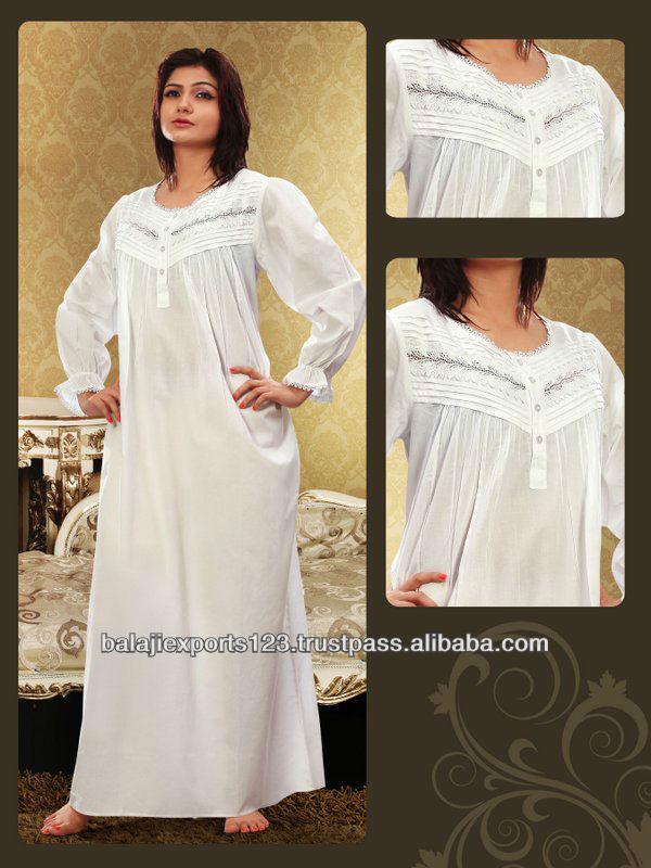 Islamic Clothing Nightgown Jams Arabic Pajamas Nightclothes Muslim ...