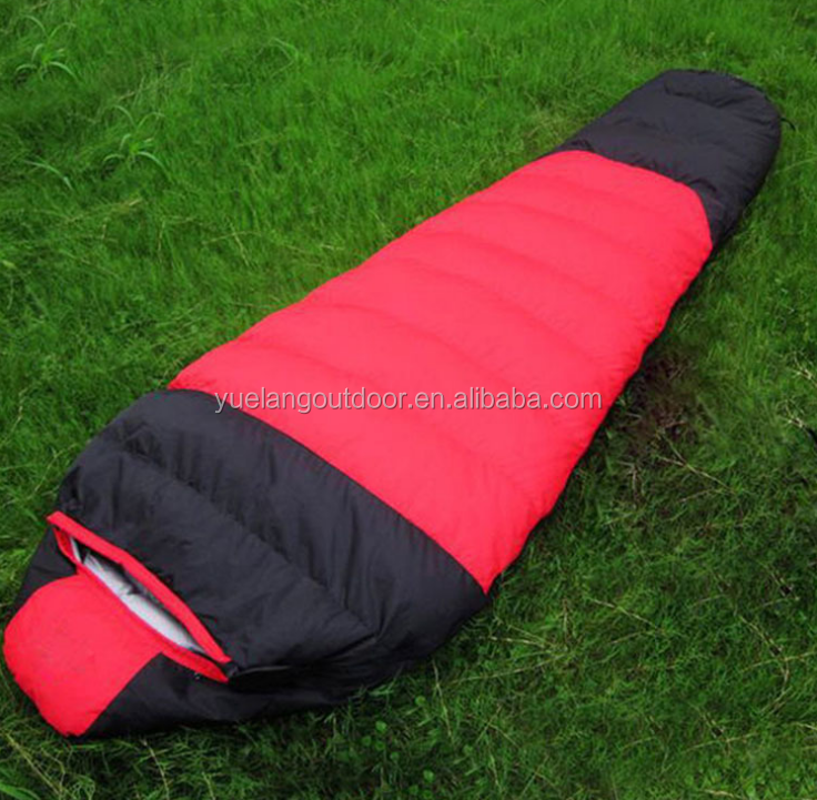 outdoor sports camping&hiking 3 season sleeping bag increase the widening sleep pad big size sleeping bag