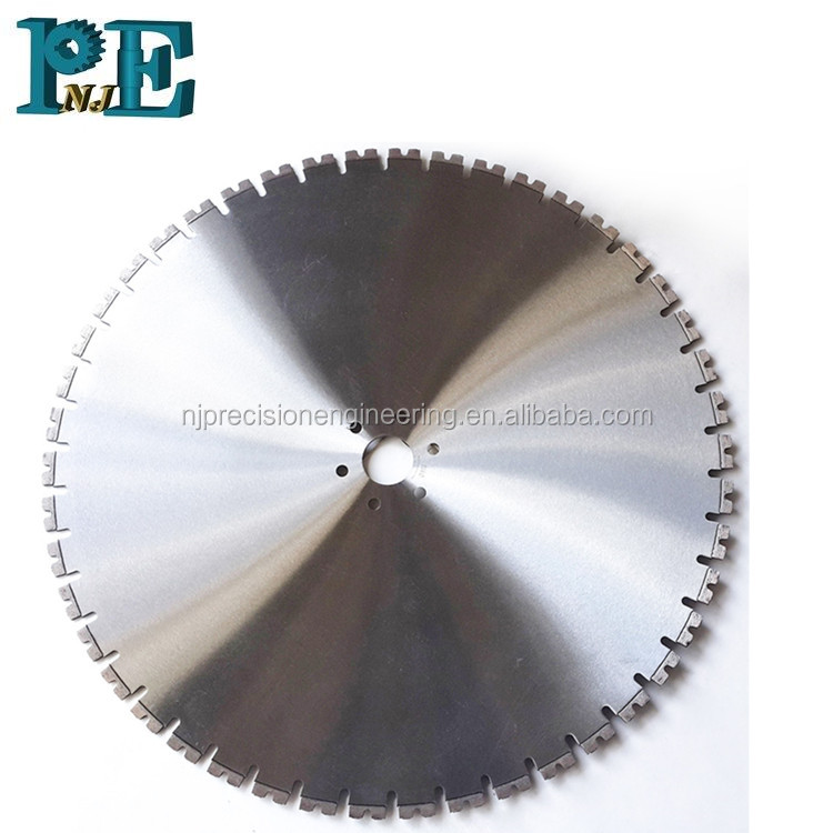China custom various round mini metal tube tungsten circle cutting cold saw blades wall carbide blade band saw