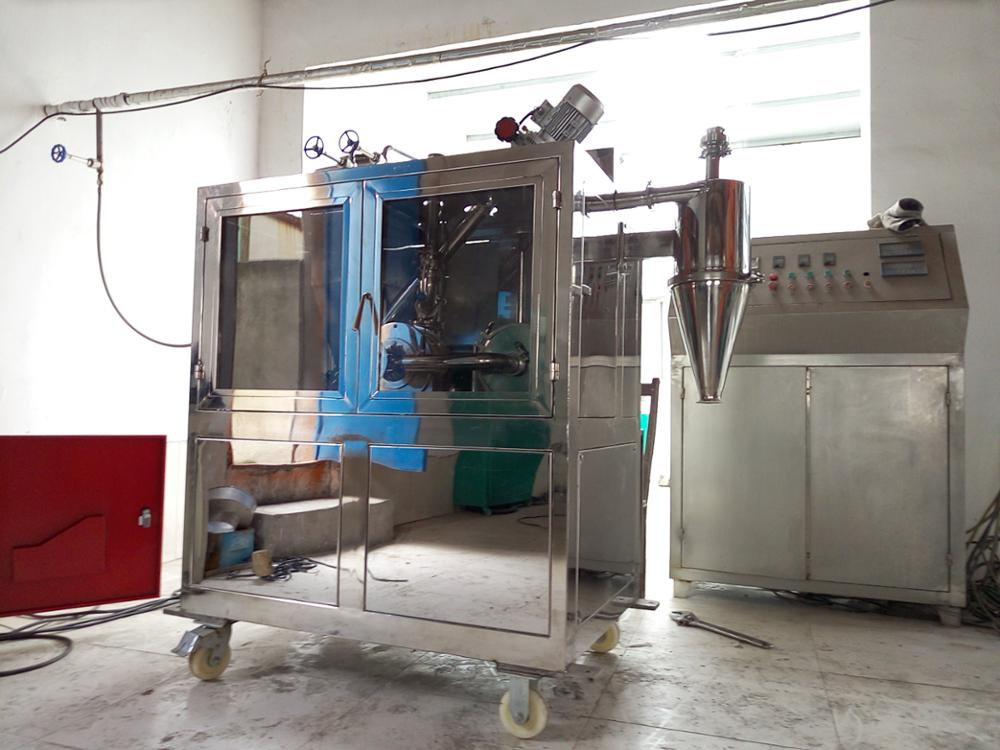 Ultra-low Temperature Cryogenic Grinder For Plastic Herb Food Fruit