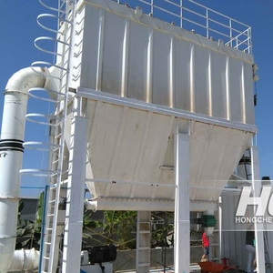 Industrial Cyclone Simple Filter environment protection Pulse Dust Collector
