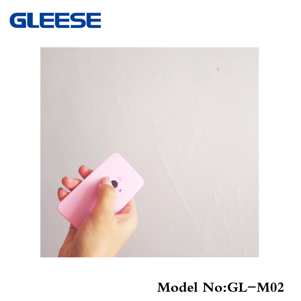 GLEESE Wireless Presenter Red/G Laser <strong>Point</strong> Trackball Mouse Remote Control Ergonomic