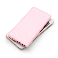 Good quality wedding gift 10000mah power banks for cellphone