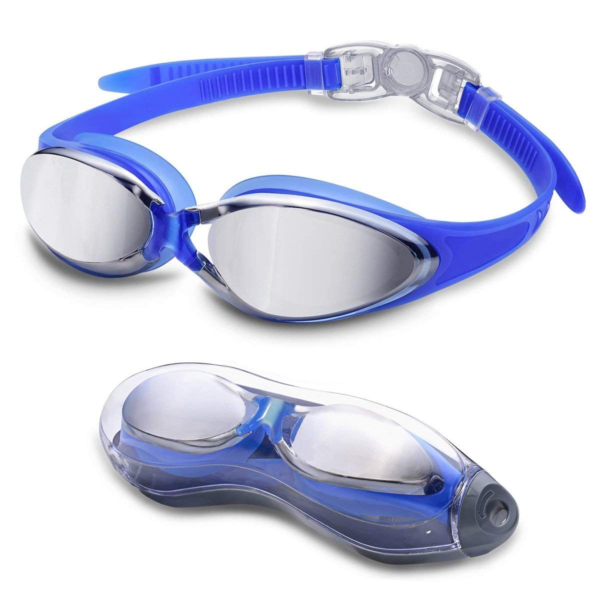 51f1dd0304a Get Quotations · Letsfit Swim Goggles