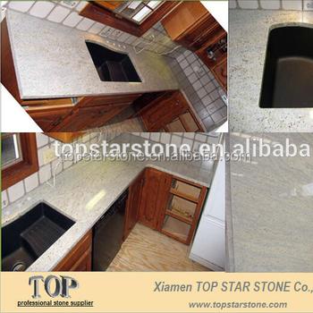 India Kashmir White Granite Kitchen Countertop Work Top Buy