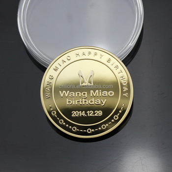 2018 hottest products commemorative coins and gift boxes on the market
