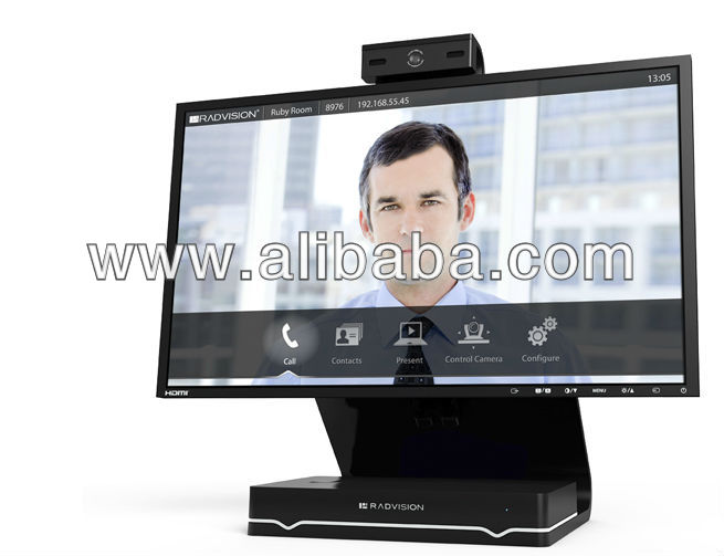 RADVISION Scopia xt executive 240 desktop systeem/video conferentie