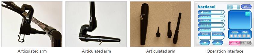 2019 Weifang KM laser! skin resurfacing & vaginal tightening medical fractional co2 laser