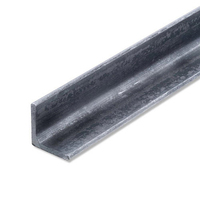 Q235, Q345,Ss400, St37,A36, S235jr Slotted iron angle bar price philippines/v shaped angle steel bar