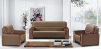 Office sofa/wooden sofa/leather sofa lp-746