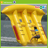 banana boat inflatable flying fish tube towable water games for sale