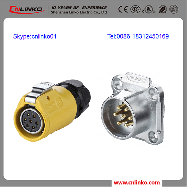 China CNLINKO brand Auto wire connector electronic terminal connector male pipe weld connector