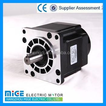High holding torque adjustable speed stepper motor for for Stepper motor torque control
