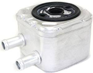 Crash Parts Plus Engine Oil Cooler for Audi A4, A6, Allroad, S4, TT, Volkswagen Golf, Passat