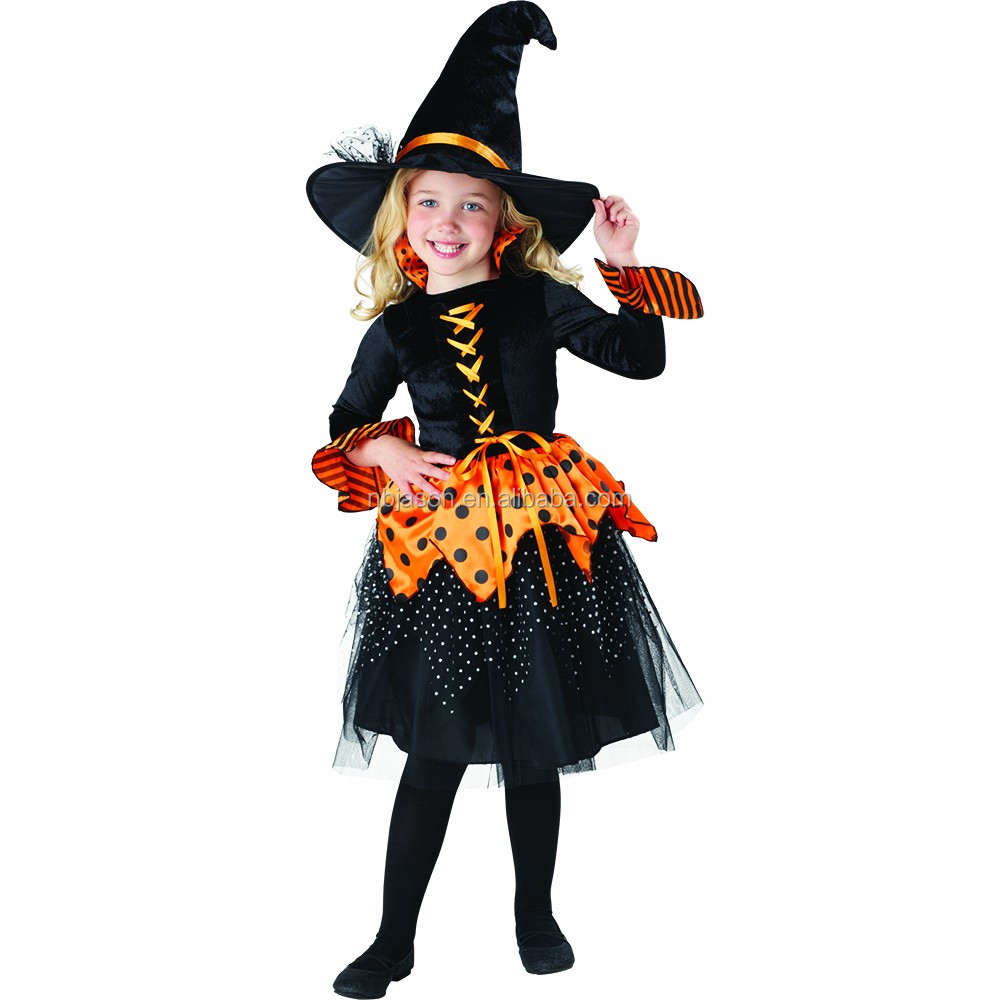 Witch Halloween Costumes For Kids Girls Pictures - Buy Halloween ...