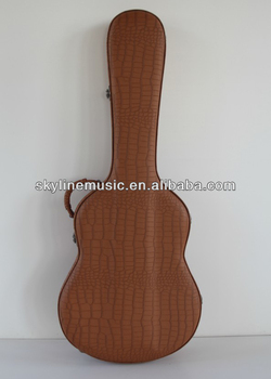 Wooden Classical Guitar Case