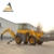 compact 3ton backhoe loader 600mm digging bucket for sale
