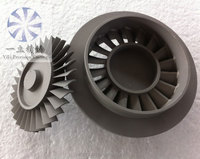 Yilcasting rc jet engine parts,rc turbine jet kit