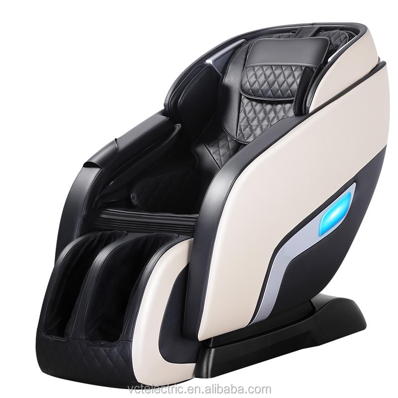Wholesale 2018 New Luxury Full Body Massage Chair Massage Chair 3D Kursi Pijat