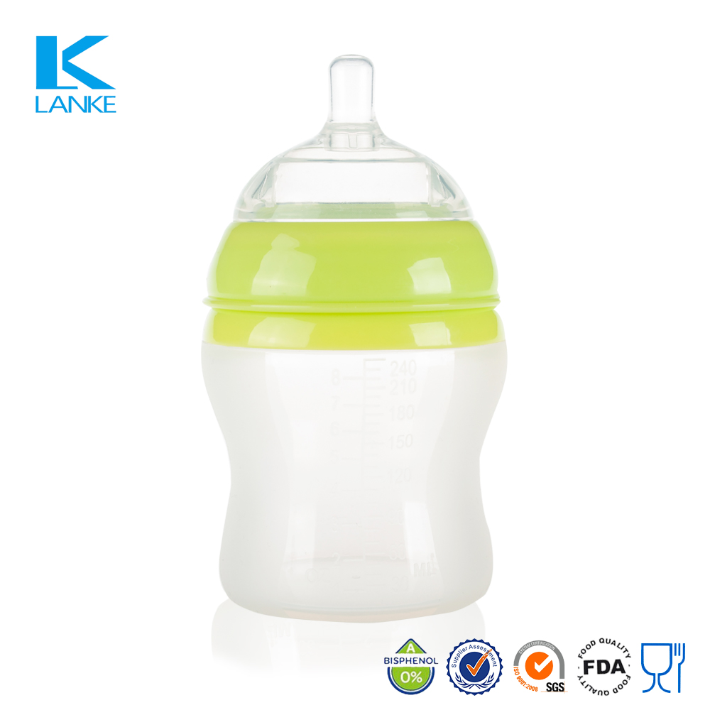 Best Selling Products Baby Feeding Bottles Babies Feeder 240ML