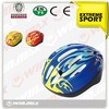 Cheap kids bicycle helmet for safety protection/professional kids children bike skateboard helmet