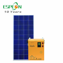 Portable Mini Home Solar Generators with Solar Panels 500W