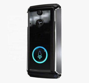 Hotsales wifi doorbell with Two-way Audio Intercom 720P 32G PIR Wifi Wireless Doorbell Video Door Phone with Night Vision