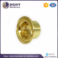ISO 9001 High Precision Custom Turning Milling CNC Brass Parts