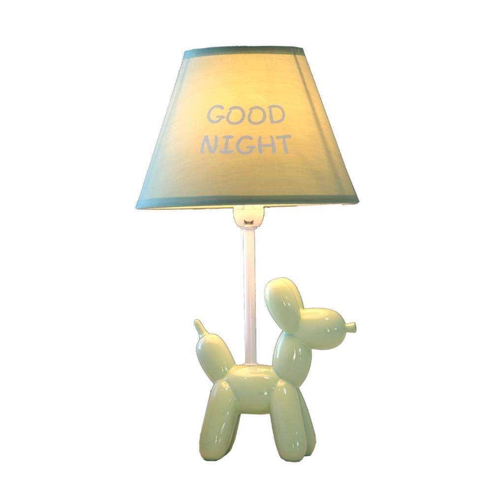 Children's Table Lamp - Dimmable LED Table Lamp, Bedroom Bedside Lamp Creative Romantic Warm Children's Room Cute Table Lamp