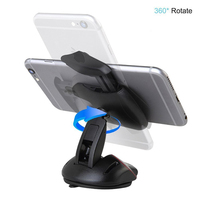 2017 factory Newest Mouse Style Car Phone stand on windscreen