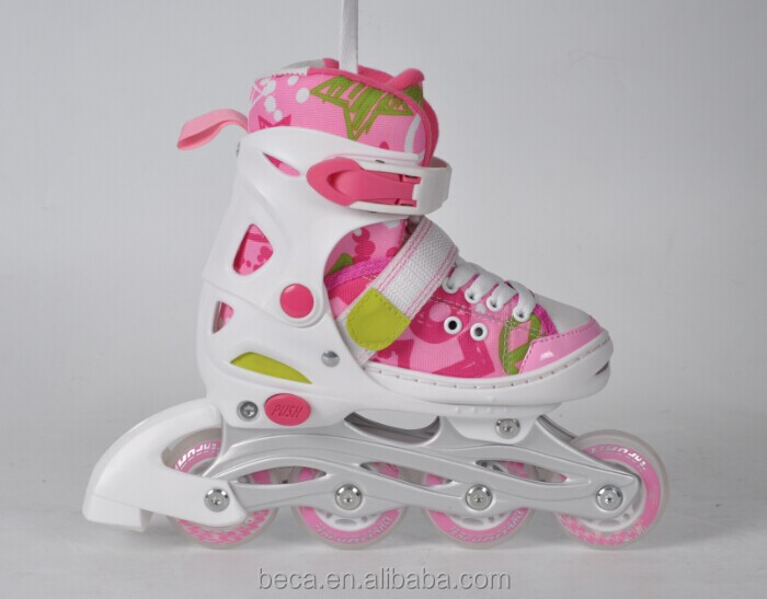 Hot sales roller skating rinks light light-up roller skates roller skates rack
