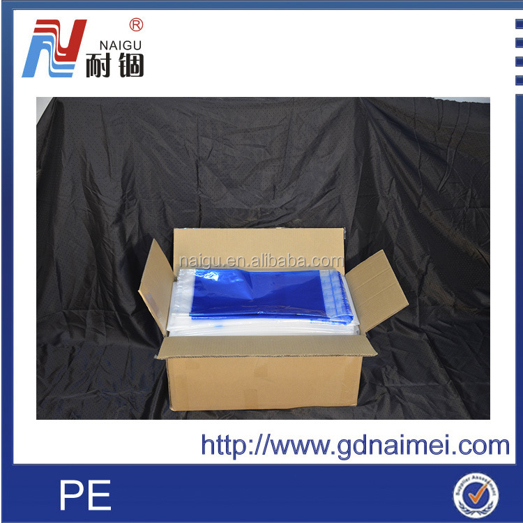 Pe Vacuum Storage Bag For Queen Mattress Plastic Bag On