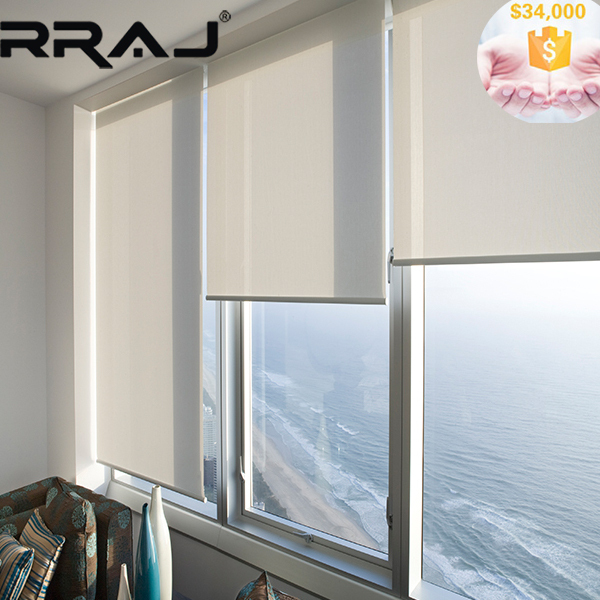 RRAJ Motorized Curtain Motor For Sunscreens Shade